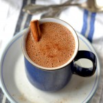 Spiced Chocolate-Chaga Elixir